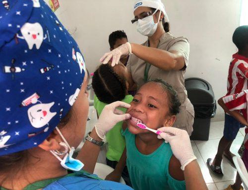 Brigada de salud: Centro Integral fundación Nu3- La Chinita