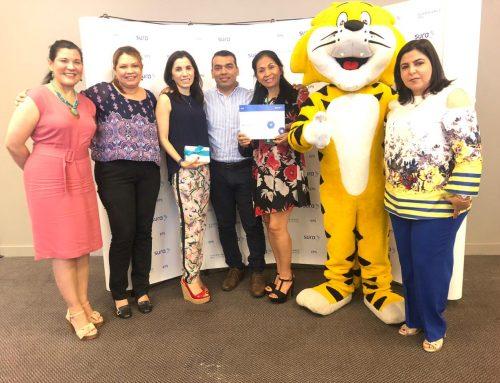 Sura Calle 30, recibió reconocimiento por el cumplimiento  de los indicadores de Gestión y resultados bimestrales de 2018