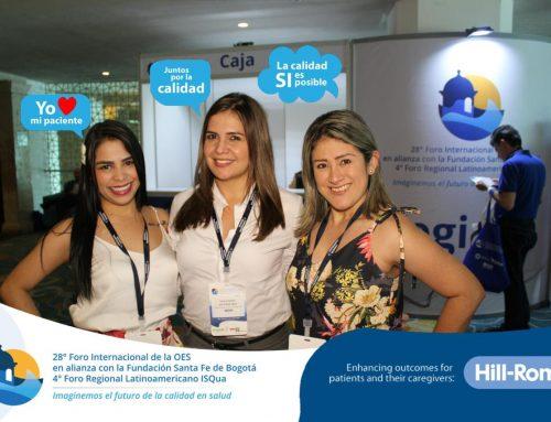OCGN presente en en el  28° Foro Internacional OES en alianza con la Fundación Santa Fe de Bogotá   4to Foro Regional Latinoamericano IsQua
