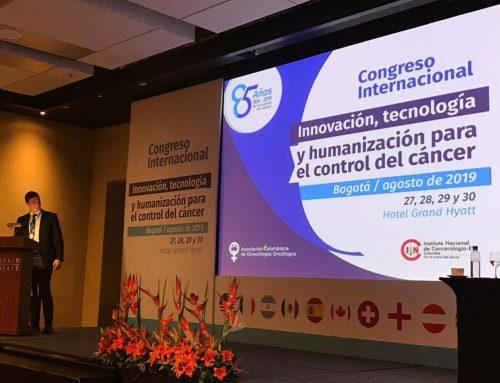 OCGN presente en Congreso Internacional organizado por el Instituto de Cancerología