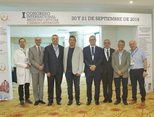 Con éxito culminó el I Congreso Internacional de  Medicina Crítica & Cuidado Intensivo