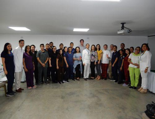 Culminó con éxito la Vigésima Segunda Jornadas  Médicas premio David Herrera a la Investigación