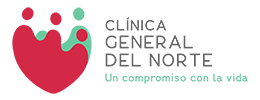 Clínica General del Norte Logo