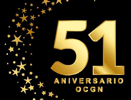 Conmemoración del aniversario 51 de la OCGN