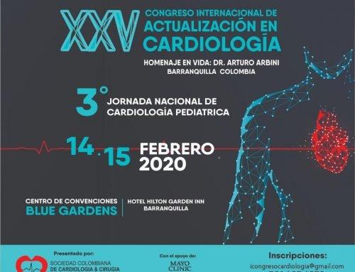OCGN presente en el XXV Congreso Internacional de Cardiología